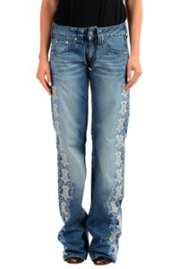 Versace Jeans Collection Flare Leg Jeans