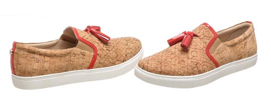 Preload https://item1.tradesy.com/images/brown-and-red-sonora-cork-patent-leather-sneaker-95-484886-flats-size-us-95-regular-m-b-24049405-0-0.jpg?width=440&height=440