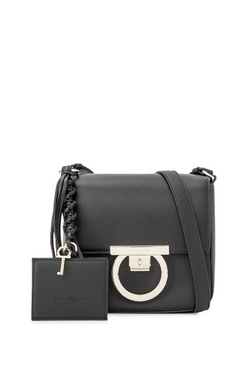 Preload https://img-static.tradesy.com/item/24049465/salvatore-ferragamo-lock-17cm-black-calfskin-leather-tote-0-0-540-540.jpg