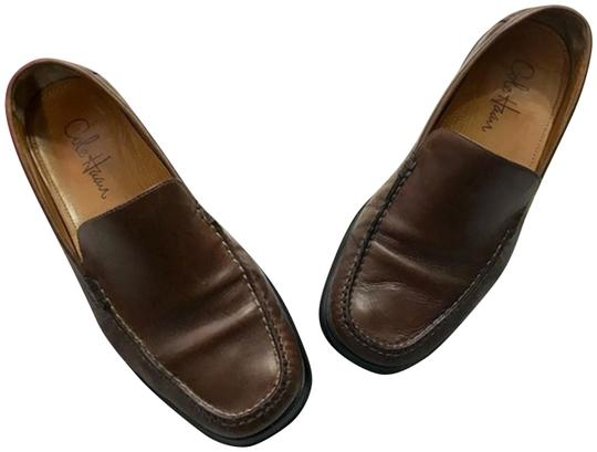 Preload https://item2.tradesy.com/images/cole-haan-brown-x-nike-air-men-s-loafers-sz8-formal-shoes-size-us-8-regular-m-b-24049501-0-1.jpg?width=440&height=440