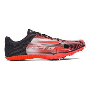 Under Armour Black Red Athletic