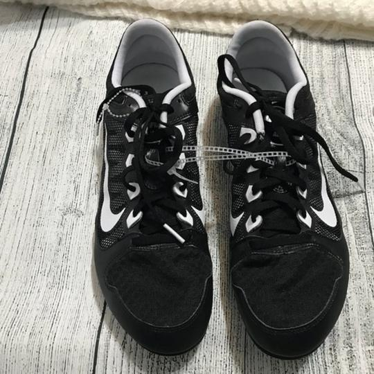 Nike Lace-up Black White Athletic