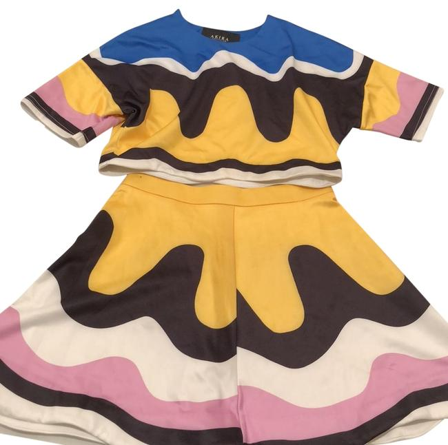 Preload https://item2.tradesy.com/images/akira-two-piece-ice-cream-cropped-top-and-skirt-set-short-night-out-dress-size-2-xs-24049581-0-1.jpg?width=400&height=650