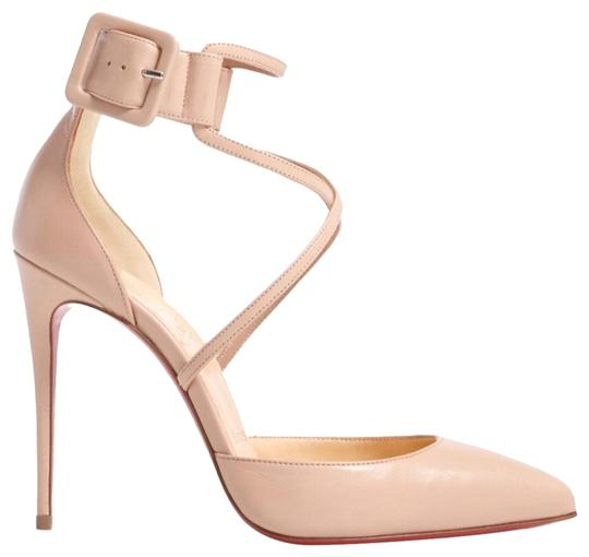 Preload https://item5.tradesy.com/images/christian-louboutin-nude-suzanna-napa-100-formal-shoes-size-eu-41-approx-us-11-regular-m-b-24049619-0-2.jpg?width=440&height=440