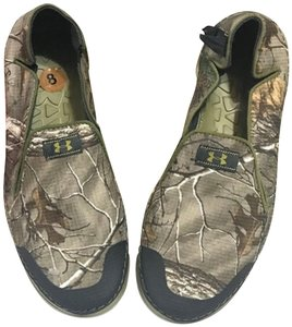 Under Armour Camouflage Flats