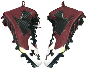 Under Armour Lace-up Maroon Athletic