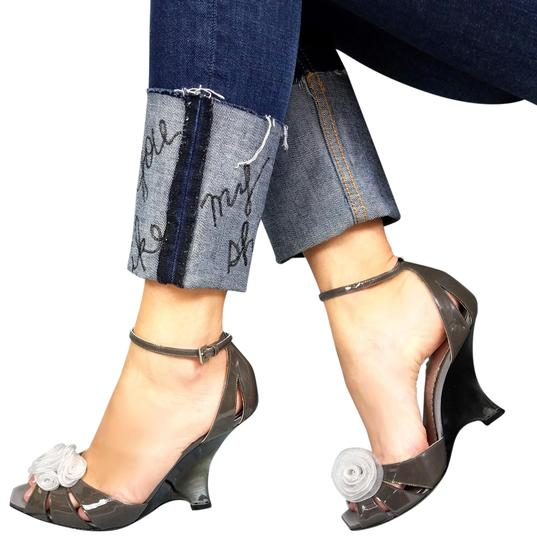 Preload https://item1.tradesy.com/images/giorgio-armani-taupe-gray-new-women-patent-leather-slim-wedge-heel-peep-toe-d-orsay-sandals-size-us--24049695-0-1.jpg?width=440&height=440