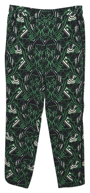 Preload https://item2.tradesy.com/images/jcrew-green-black-white-print-jogger-161-1-relaxed-fit-pants-size-4-s-27-24049701-0-1.jpg?width=400&height=650