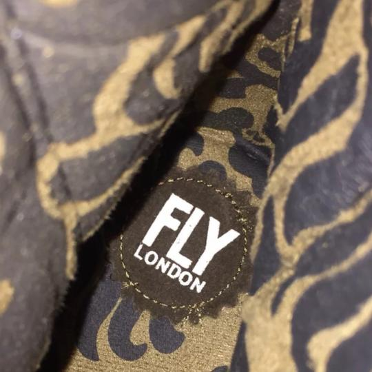 FLY London green Boots