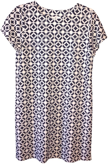 Preload https://item4.tradesy.com/images/jude-connally-navy-and-white-ella-mid-length-short-casual-dress-size-6-s-24049758-0-3.jpg?width=400&height=650