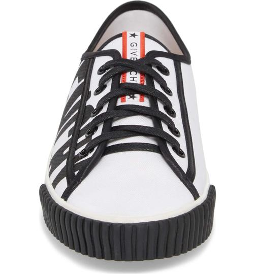 Givenchy Sneakers Boxing Sneakers White/Black Athletic