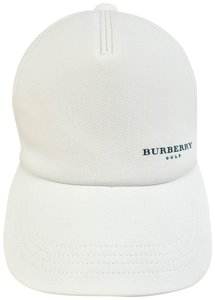 6151b4311e5 White Burberry Hats - Up to 70% off at Tradesy