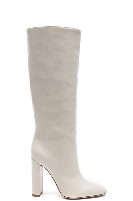 Item - Off White Laura Knee High Slouch Boots/Booties Size US 7 Regular (M, B)
