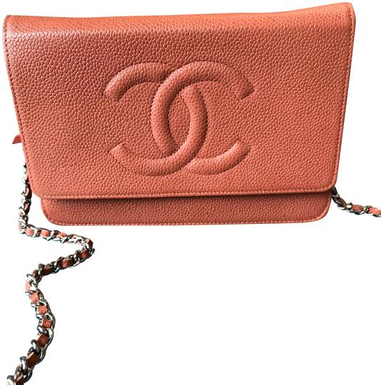 Preload https://img-static.tradesy.com/item/24049864/chanel-wallet-on-chain-classic-flap-wallet-on-a-chain-timeless-quilted-mini-cc-salmon-caviar-leather-0-4-540-540.jpg