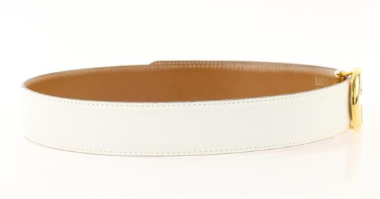 Gucci Leather Reversible GG Belt