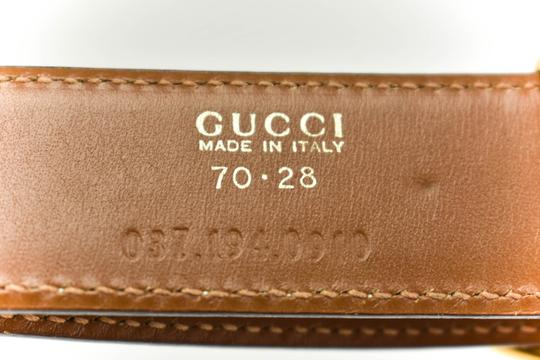 Gucci Reversible Leather &