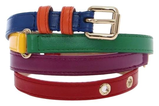 Preload https://item2.tradesy.com/images/dolce-and-gabbana-multicolor-d10037-2-women-s-leather-logo-jeans-80-cm-32-inches-belt-24049871-0-1.jpg?width=440&height=440