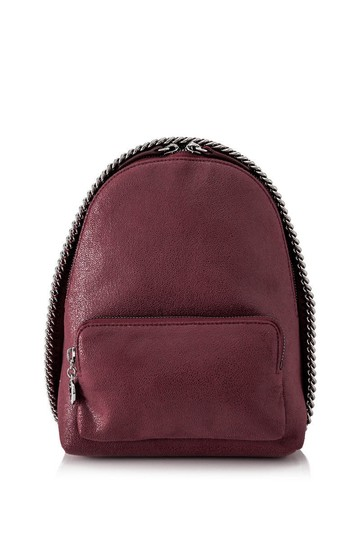 Preload https://item1.tradesy.com/images/stella-mccartney-falabella-shaggy-deer-mini-red-faux-leather-backpack-24049875-0-0.jpg?width=440&height=440