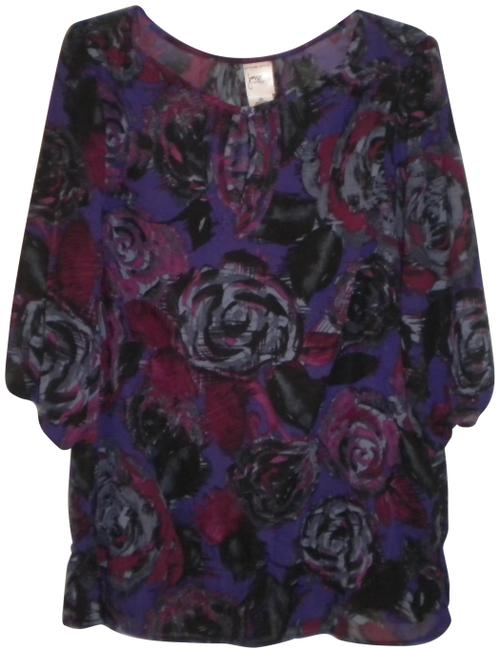 Preload https://item4.tradesy.com/images/just-my-size-multi-color-women-blouse-size-20-plus-1x-24049893-0-1.jpg?width=400&height=650