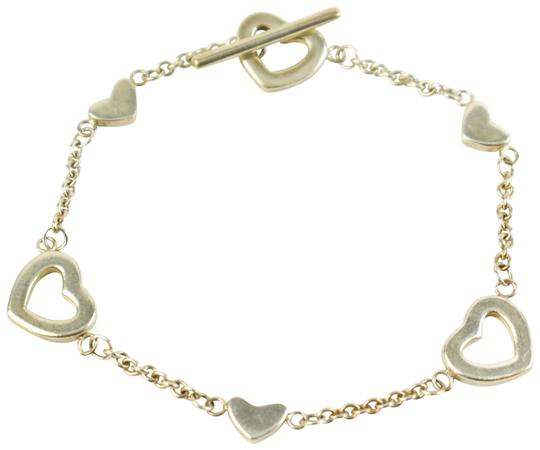 Preload https://item2.tradesy.com/images/tiffany-and-co-sterling-silver-hearts-o-bracelet-24049961-0-1.jpg?width=440&height=440