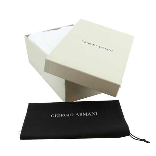Giorgio Armani Pumps Casual Elegant Dress Dress Wedges Black Sandals