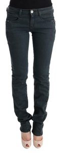 COSTUME NATIONAL D30125-1 Women's Cotton Superslim Denim Skinny Jeans
