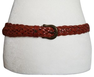 Etienne Aigner Braided Leather