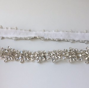 Crystal Belt Sash