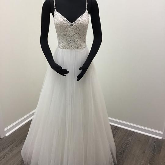 Preload https://img-static.tradesy.com/item/24050385/wtoo-ivory-ardeina-grid-lace-lydia-border-lace-illusion-tulle-dot-netting-polyester-lining-pearl-but-0-0-540-540.jpg