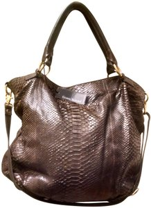 Gianni Notaro Tote in Brown
