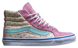 74998525c8 Pink Vans Sneakers - Up to 90% off at Tradesy
