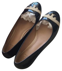 Tory Burch Royal Navy/ Cashew Flats
