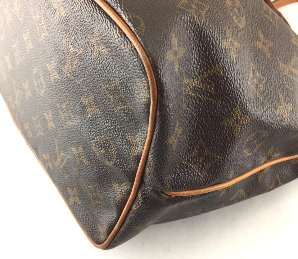Louis Vuitton Palermo  22403 Pm Large Two Tote Long Adjustable Strap  Monogram Coated Canvas Shoulder Bag - Tradesy b7cec25071