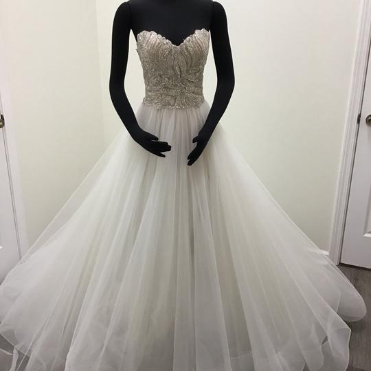 Preload https://img-static.tradesy.com/item/24052117/watters-ivory-blush-carne-tulle-stretch-poly-charmeuse-horsehair-merci-3072b-feminine-wedding-dress-0-0-540-540.jpg