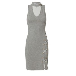 10 Crosby Derek Lam short dress Grey on Tradesy