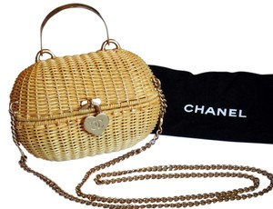 Chanel Extremely Rare Cross Body Bag