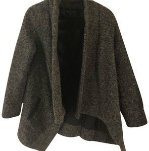 Aryn K Black/grey Blazer