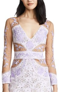 For Love & Lemons short dress Lilac on Tradesy
