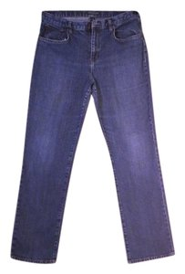 Lauren Jeans Company Ralph Pockets Casual Zip Fly Straight Leg Jeans