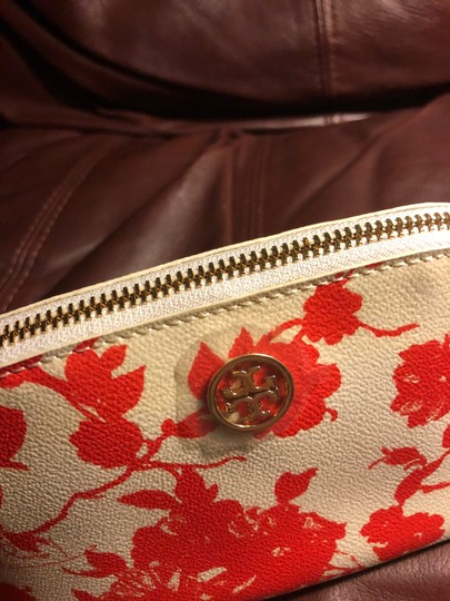 Tory Burch Dome Shaped Cosmetic Bag Image 5