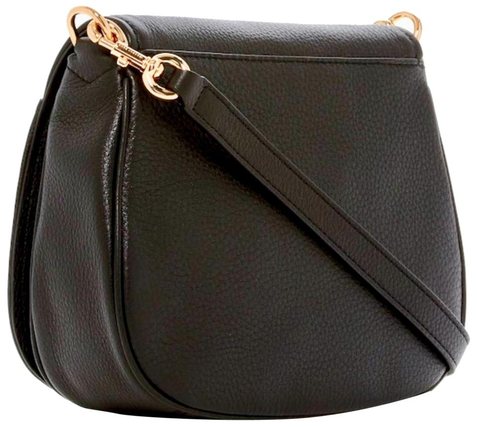 2449d91eaa Marc Jacobs Leather New With Tags Soft Leather Black Messenger Bag Image 0  ...