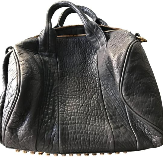 Preload https://img-static.tradesy.com/item/24055501/alexander-wang-rocco-in-pebble-with-antique-brass-black-leather-satchel-0-1-540-540.jpg
