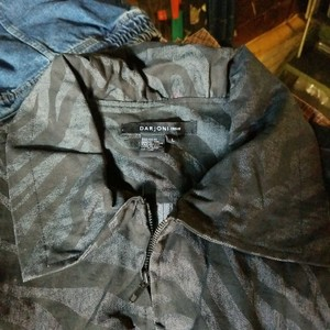Darjoni Black Jacket