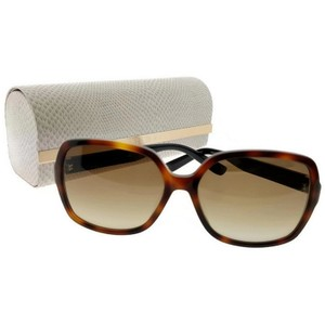 8d10f285b Jimmy Choo PattyS-0112-JD-59 Women's Brown Frame Brown Lens Genuine  Sunglasses