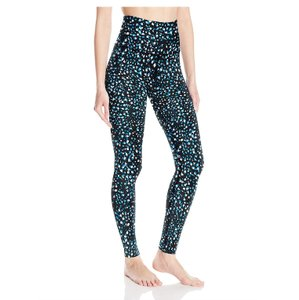 Beyond Yoga Droplets Dots Printed High Waisted High Rise Leggings Comfort Yoga