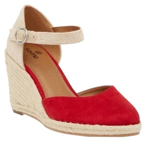 Susina Red Wedges
