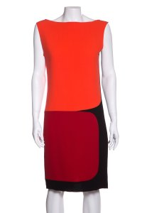 Roksanda Ilincic short dress Color Block on Tradesy
