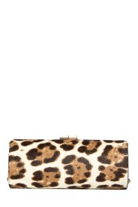 f2fc9236ad09 Jimmy Choo Leopard Clutches - Up to 70% off at Tradesy