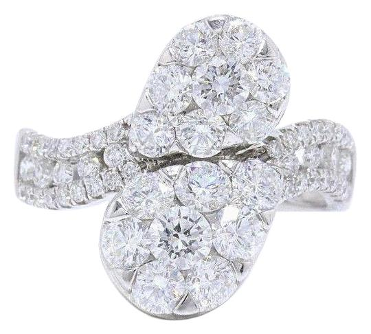 Preload https://img-static.tradesy.com/item/24057205/f-vs2-pave-pear-shape-cocktail-round-cuts-211-tcw-18k-white-gold-ring-0-2-540-540.jpg
