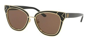 Tory Burch Free 3 Day Shipping TY 6061 325673 New Large Oversized Cat Eye
